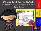 Charlotte's Web Mega Pack Literacy Unit Aligned to the Com