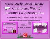 Charlotte's Web Novel Study Bundle