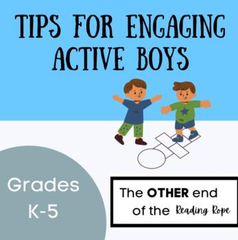 Checklist for Engaging Boys