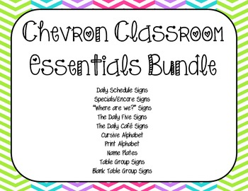 https://www.teacherspayteachers.com/Product/Chevron-Classroom-Essentials-Bundle-284686