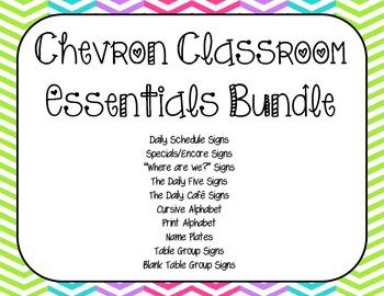 https://www.teacherspayteachers.com/Product/Chevron-Classroom-Essentials-Bundle-284686