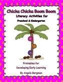 Chicka Chicka Boom Boom ABC Literacy Activities