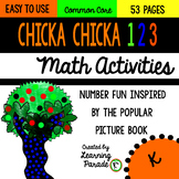 Chicka Chicka 123 Math Unit:Kindergarten