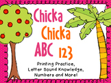 Chicka Chicka ABC 123