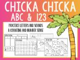 Chicka Chicka- ABC, 123 Unit Plan