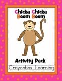 Chicka Chicka Boom Boom -  Learning Center Activities
