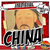 China Dynasties Unit Bundle Sui, Tang, Song, Yuan (Mongols