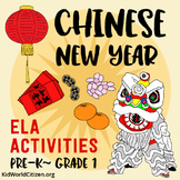 Chinese New Year Reading and Literacy ~ Holidays Around th