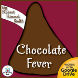 Chocolate Fever Teaching Novel Study CD