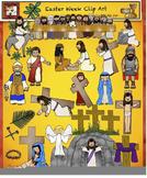 Easter, Religious Clip Art from Charlotte's Clips Religiou