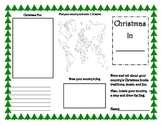 Christmas Around the World Brochure