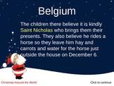 Christmas Around the World PowerPoint Presentation