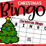 Christmas Bingo-Christmas Themed Bingo Game