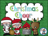 Christmas Cheer {25 NO PREP Literacy Activities}
