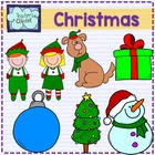 Christmas Clip Art {FREE SAMPLE}