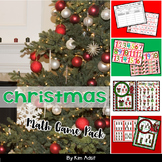 Christmas Math Game Pack
