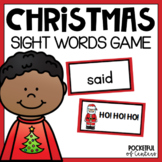 "Christmas ""Ho, Ho, Ho""  Sight Word Game"