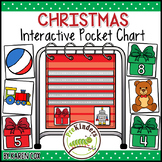 Christmas Interactive Math Pocket Chart