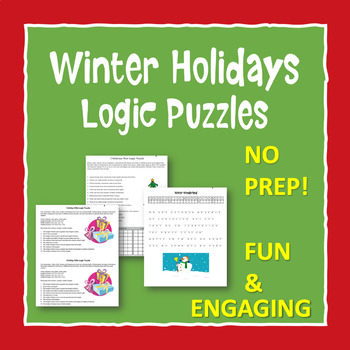 free critical thinking logic puzzles