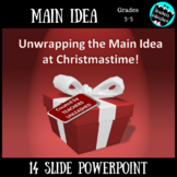 Main Idea - Christmas
