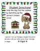 Christmas Multiplication and Division Center Games - The N