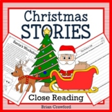 Christmas Reading Passages - Close Reading