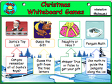 Christmas WhiteBoard Games (Interactive)