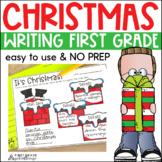 Christmas Writing for Firsties