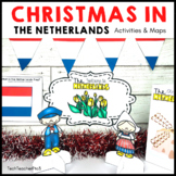 Christmas in the Netherland - Activities and Printables