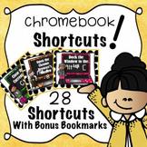 Chromebook Shortcuts