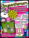 Chrysanthemum- A Comprehension and Craftivity Unit for Bac