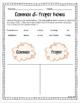 Chrysanthemum Book Study (Grammar, Activities, Printable,