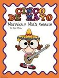 Cinco De Mayo Marvelous Math Centers