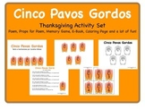 Cinco Pavos Gordos - Thanksgiving Poem