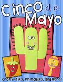 Cinco de Mayo: Craftivities, Printables, and More!