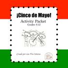 Cinco de Mayo Grades 6-12 Activity Packet