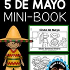 FREE Cinco de Mayo Guided Reading Book (English & Spanish)