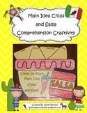 Main Idea Chips and Salsa & Cinco de Mayo Main Idea Chips