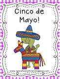 Cinco de Mayo Mini-Literature Pack