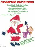 Cinderella Christmas No Prep December Unit Cinderella Stor