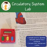 Circulatory System Lab