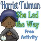 Civil Rights Leaders Free Sample; Harriet Tubman