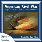 The American Civil War Lap Book
