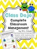 Class Dojo Classroom Management and Behavior System