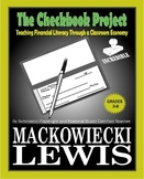Class Money: The Checkbook Project class economy financial