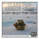 Class Pet: Hermit Crabs - A Unit About Their Care