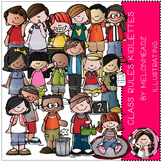 Class Rules Kidlettes by Melonheadz