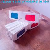 Class Set of 3D Glasses