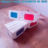 Class Set of 3D Glasses