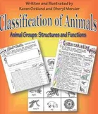 Classification of Animals: Animal Groups Structures and Functions